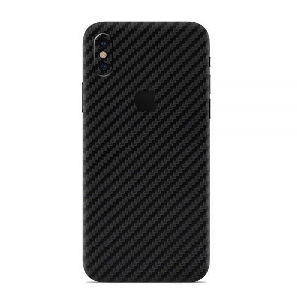 Skin Fibra de Carbon iPhone XS Max