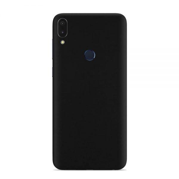 Skin Dead Black Matte Asus Zenfone Max Pro
