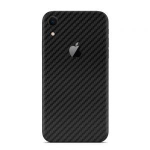 Skin Fibra de Carbon iPhone XR