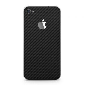 Skin Fibra de Carbon iPhone 4