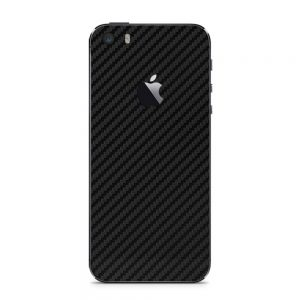 Skin Fibra de Carbon iPhone 5S