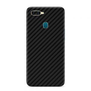 Skin Carbon Fiber Oppo F9 Pro
