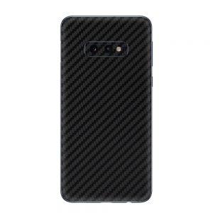 Skin Fibra de Carbon Galaxy S10 e