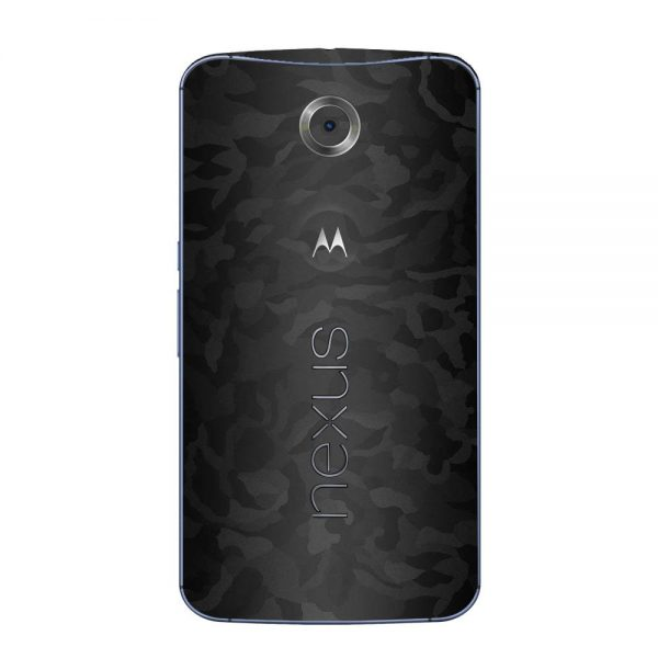 Skin Shadow Black Google Nexus 6