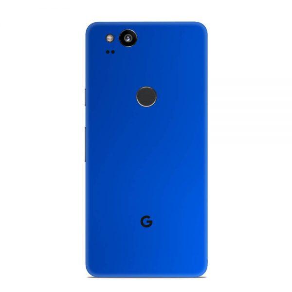Skin Cool Deep Blue Google Pixel 2