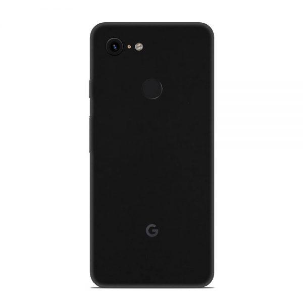 Skin Dead Matte Black Google Pixel 3 / Pixel 3 XL