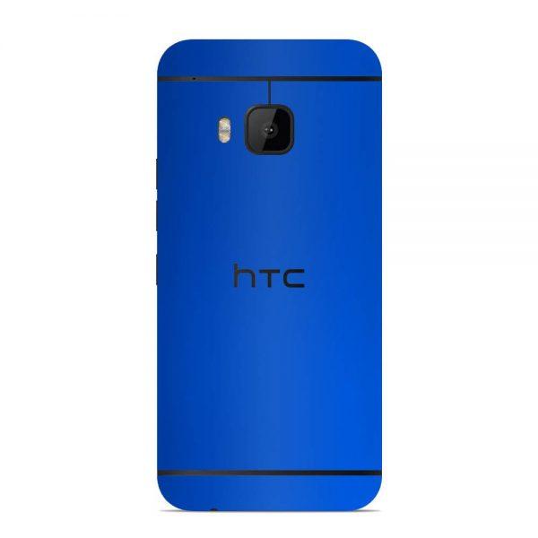 Skin Cool Deep Blue HTC One M9