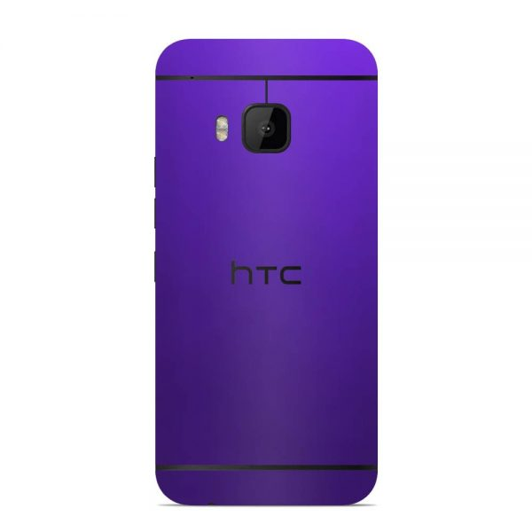 Skin Crazy Plum HTC One M9