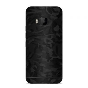 Skin Shadow Black HTC One M9