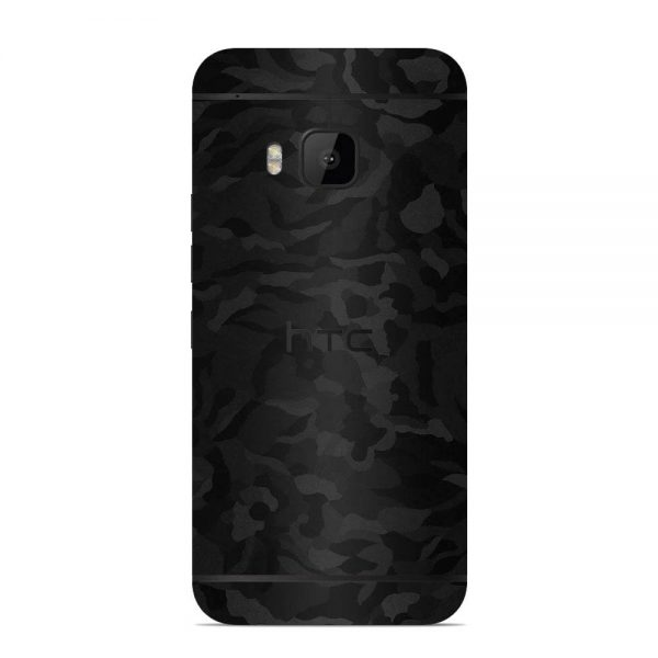 Skin Shadow Black HTC One M9