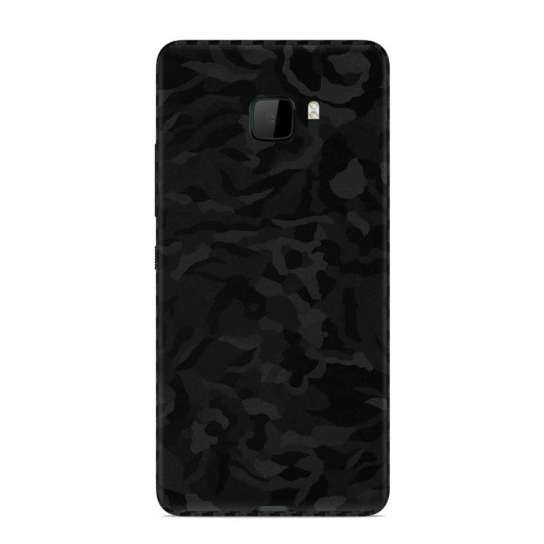 Skin Shadow Black HTC U Ultra
