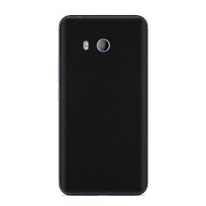 Skin Dead Black Matte HTC U11