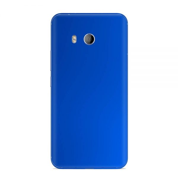 Skin Cool Deep Blue HTC U11
