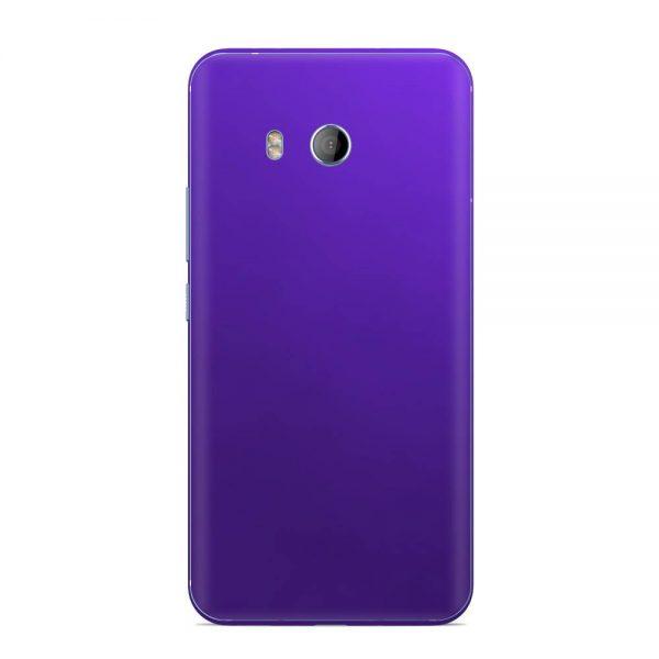 Skin Crazy Plum HTC U11