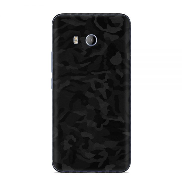 Skin Shadow Black HTC U11