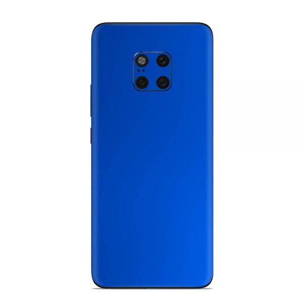 Skin Cool Deep Blue Huawei Mate 20 Pro