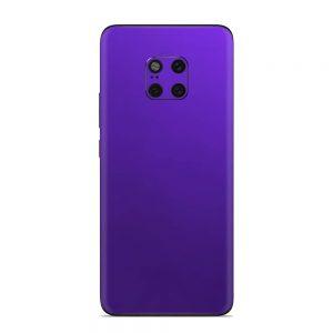Skin Crazy Plum Huawei Mate 20 Pro