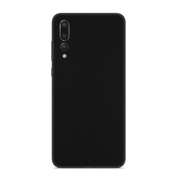 Skin Dead Black Matte Huawei P20 Pro