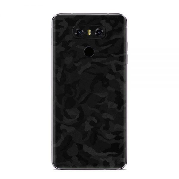 Skin Shadow Black LG G6