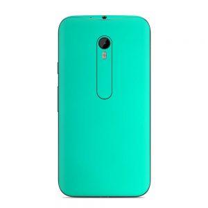 Skin Emerald Motorola G3