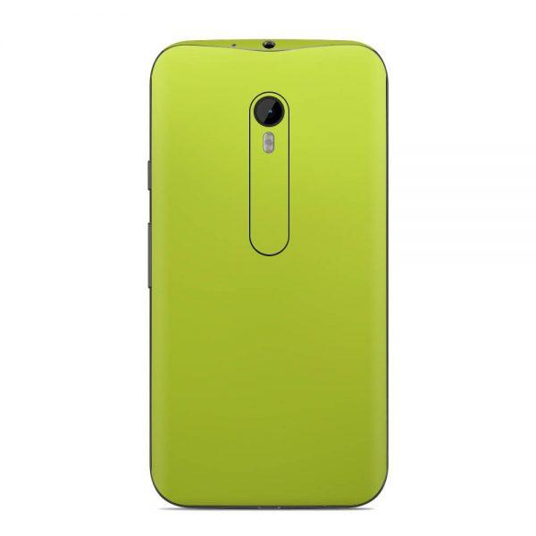 Skin The Booger Motorola G3