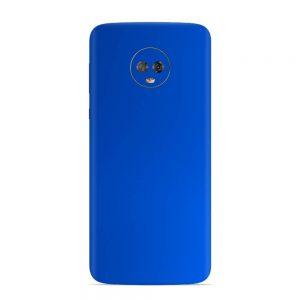 Skin Cool Deep Blue Motorola Moto G6