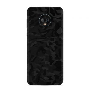 Skin Shadow Black Motorola Moto G6
