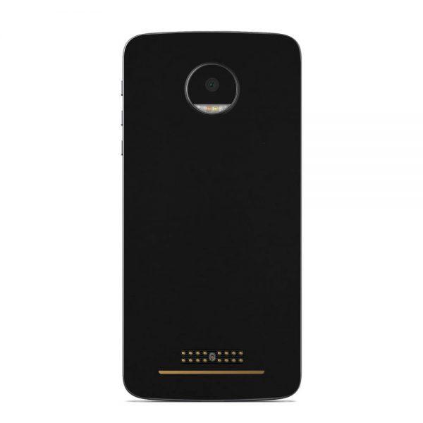 Skin Dead Black Matte Motorola Moto Z
