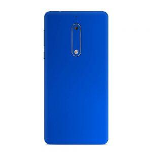 Skin Cool Deep Blue Nokia 5