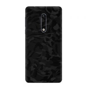 Skin Shadow Black Nokia 5