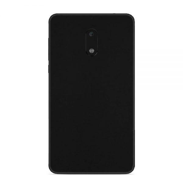 Skin Dead Black Matte Nokia 6