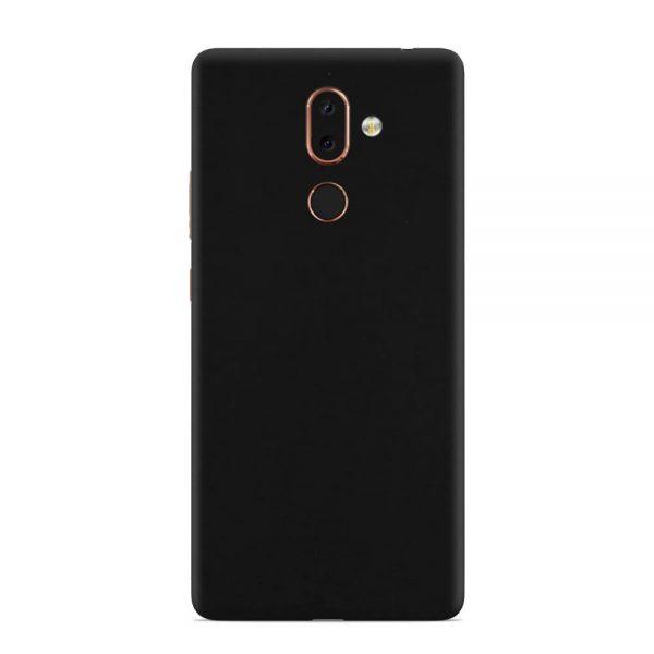 Skin Dead Black Matte Nokia 7 Plus