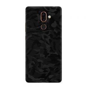Skin Shadow Black Nokia 7 Plus