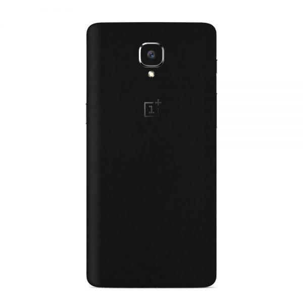 Skin Dead Black Matte OnePlus 3