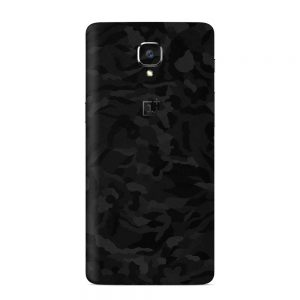 Skin Shadow Black OnePlus 3