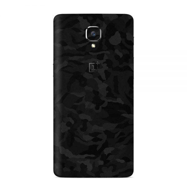 Skin Shadow Black OnePlus 3