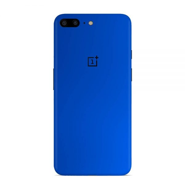 Skin Cool Deep Blue OnePlus 5