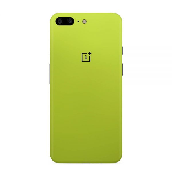 Skin The Booger OnePlus 5