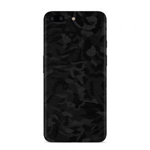 Skin Shadow Black OnePlus 5