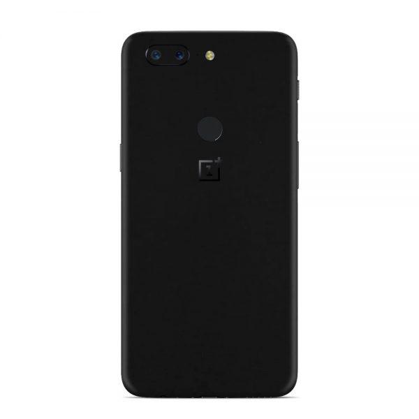 Skin Dead Black Matte OnePlus 5T