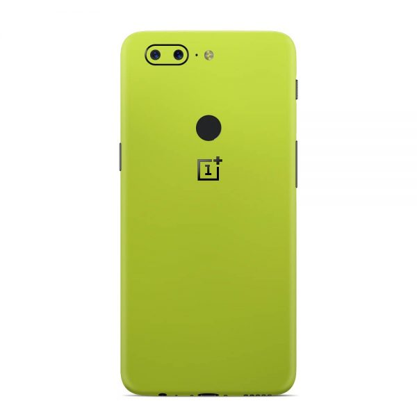Skin The Booger OnePlus 5T