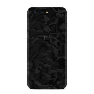 Skin Shadow Black OnePlus 5T