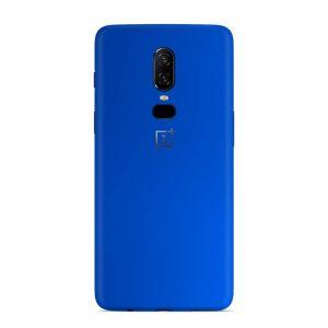Skin Cool Deep Blue OnePlus 6