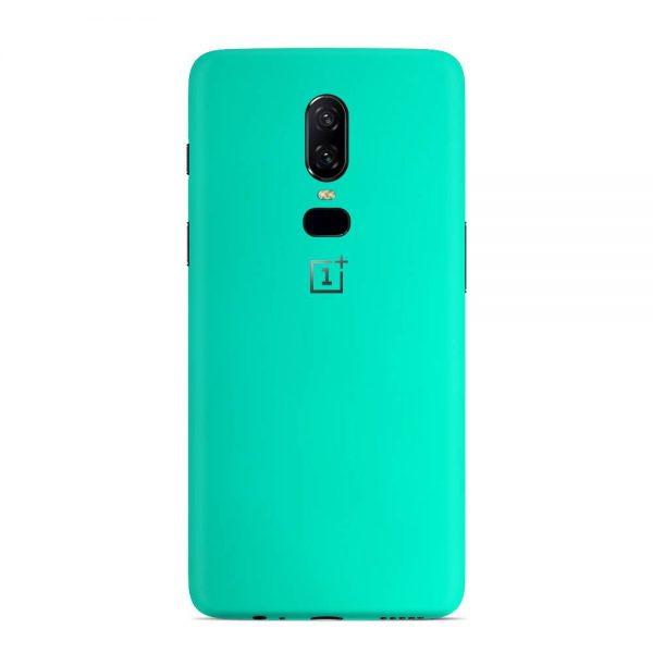Skin Emerald OnePlus 6