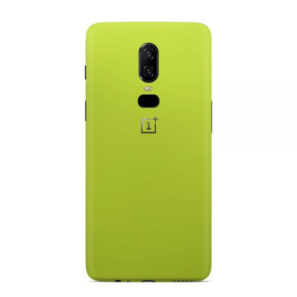 Skin The Booger OnePlus 6