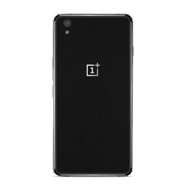 Skin Dead Black Matte OnePlus X