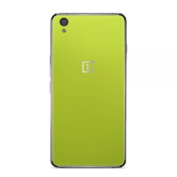 Skin The Booger OnePlus X