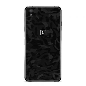 Skin Shadow Black OnePlus X
