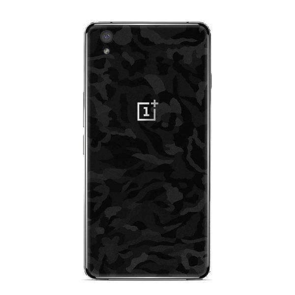 Skin Shadow Black OnePlus X