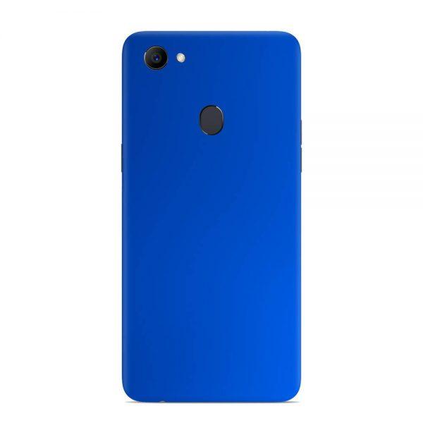Skin Cool Deep Blue Oppo F7